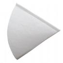 Abluftfilter G4 für Tellerventile DN 100 oder DN 125 (1 Stück = 1 VPE a 5 Filter)